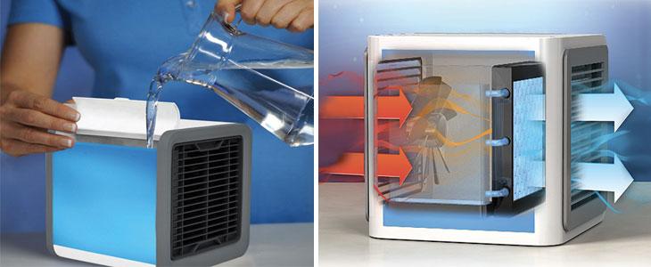 Cool air - innovador aire acondicionado portatil opiniones