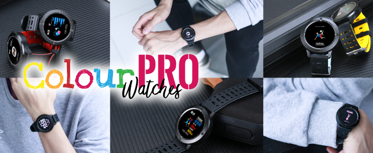 colour watches pro