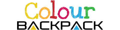 Colour Backpack Logo