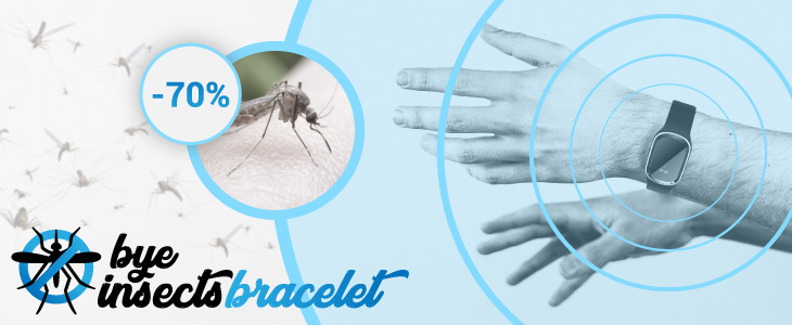 comprar bye insects bracelet