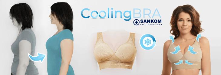 cooling bra