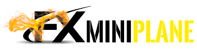 FX Mini Plane Logo