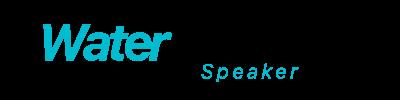Water Bomb Speaker Logo
