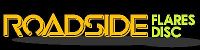 Roadside Flares Disc Logo