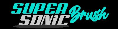 SuperSonic Brush Logo