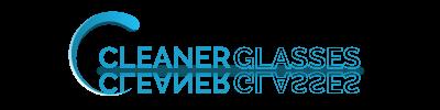 Cleaner Glasses Logo