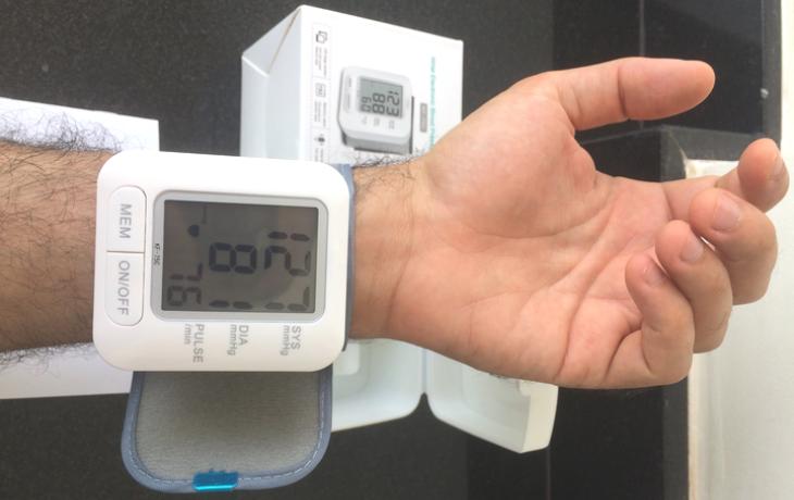 Hand Monitor Pro