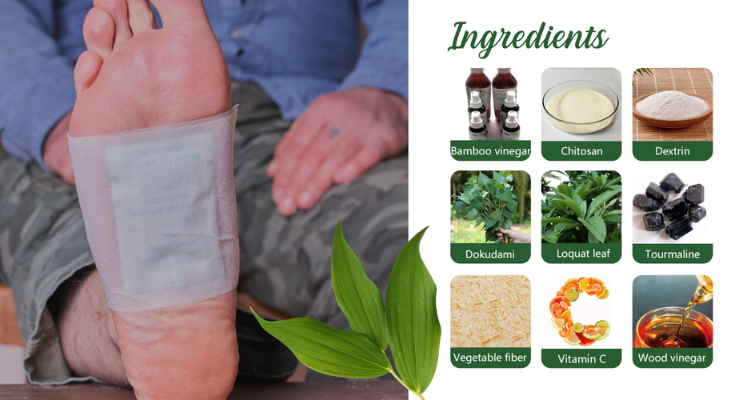 DETOX Healthy Patches