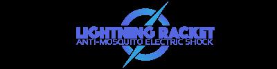 Lightning Racket Logo
