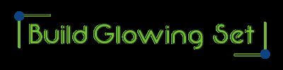 Build Glowing Set Logo